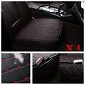 Black+Red Auto Seat Cover Mat Front Seat Cushion For Car Interior Accessories