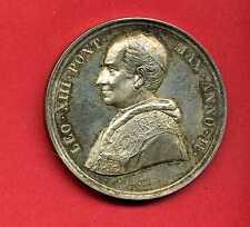 (ET 70) LEON XIII ANNEE II (1878-1903) 1879 ARGENT  (SUP) RARE