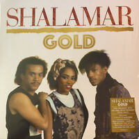 Shalamar - Gold Greatest Hits Collection (180g Gold Vinyl LP) NEW/SEALED