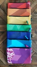 Brand New Complete Set Of Ipsy Tetris Glam Bags- Set Of 7