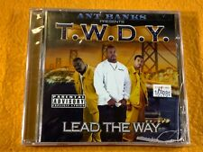 X5-53 ANT BANKS PRESENTS: T.W.D.Y. LEAD THE WAY .. SEALED .. ADVISORY .. 2000