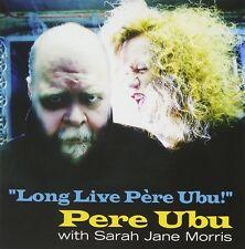 Pere Ubu-Long Live Pere Ubu CD CD  New