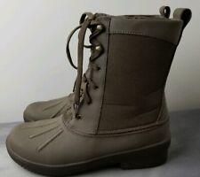 CLARKS Womens Carima Luna Gunsmoke Duck Boots Size US 7M New