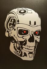 The Terminator - Skull - Vinyl Decal