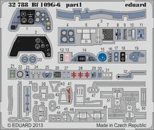 Eduard PE 32788 1/32 Messerschmitt BF 109g-6 interni REVELL C