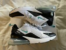New listing Nike Air Max 270 Dusty Cactus Black White Men's Size 9.5 AH8050-001