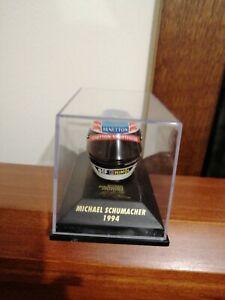 Minichamps 1/8 Michael Schumacher Helmet Collection 1994 Rare