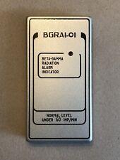 Soviet BGRAI-01 Geiger Counter