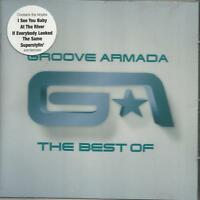 Groove Armada - The Best Of 2004 CD album