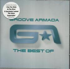 Groove Armada - The Best Of 2004 CD album