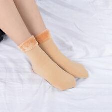 New Winter Warm Thicken Socks Women Snow Boots Thermal Socks Female Velvet Sleep