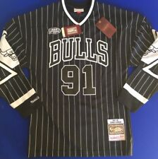 Chicago Bulls Dennis Rodman Mitchell & Ness NBA Men's Collection/Hockey Jersey