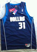 BRAND NEW: Nick Van Exel #31 Mavericks Nike Swingman Jersey Blue Large