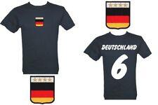 Fußballnationalmannschafts Trikots aus Deutschland für Erwachsene