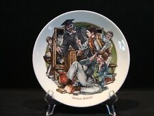 Vintage Wedgwood Charles Dickens Collector Plate Barkis & Peggotty