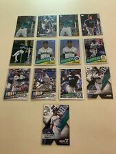 2020 Topps Series 1 Seattle Mariners Team Base Set + Lot of 13