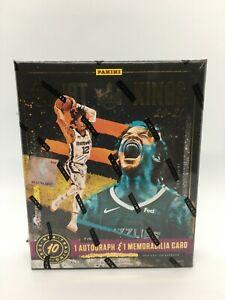 2020-21 Panini Court Kings Basketball Factory Sealed Unopened Hobby Box
