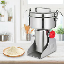 1000G Electric Herb Grain Mill Grinder High Speed Multifunction Powder Grinding