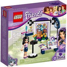 BRAND NEW LEGO FRIENDS EMMA'S PHOTO STUDIO 41305 SEALED