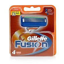 GILLETTE Fusion CARTUCCE - 4 CARTUCCE