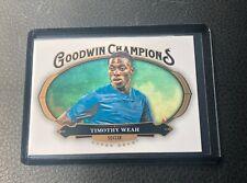 2020 Goodwin Champions Timothy Weah