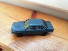 FLEISCHMANN AUDI 100 Modellauto 1 :87 Petrol Farben Top