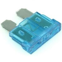 New 15A standard fuses, 15 AMP blade fuses, for car motorbike van, pack of 20