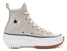 Sneakers Converse donna Metallic Classics Run Star Hike High Top white