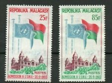 Malagasy  United Nations  MNH