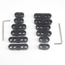 2sets 8.5mm 9mm 10mm Spark Plug Wire Separators Dividers Looms Chevy Ford 7343B