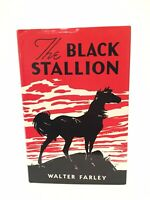The Black Stallion by Farley, Walter, First 1941 Edition Special Reprint