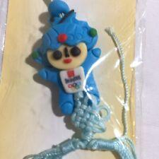 Beijing Olympics 2008 Cutie Mascot Key Chain Pendant Cartoon Character SML New