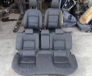 NISSAN QASHQAI TEKNA 1.5 DCI 2011 FULL LEATHER INTERIOR SEATS