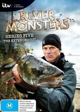 River Monsters : Season 5 (DVD, 2014, 2-Disc Set) R4 New, ExRetail Stock (D157)