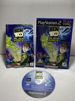 Ben 10 Alien Force (Sony PlayStation 2, 2009) - European Version Ps2 Game