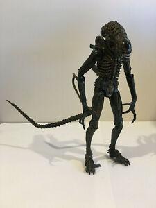 NECA Aliens Series 1 Xenomorph Warrior (Brown) (2013) - Genuine, Like New, AUS
