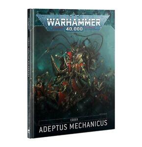 2021 Codex Adeptus Mechanicus Book Warhammer 40K