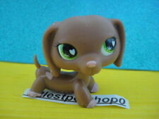 ORIGINAL Littlest Pet Shop dachshund  DOG 556