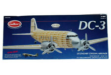 """Guillows 804 Douglas DC-3 1/32 Scale Balsa Wood Kit 35.5"""" Wing Span T48 Post NEW"""