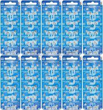 100 PCS Renata 379 Battery Batteries Pilas V379 280-59 SR521SW, 100 Pieces Box