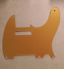 GOLD replacement pickguard for Fender Squier Classic Vibe 50s Telecaster CV