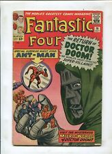 FANTASTIC FOUR #16 (4.5) 1ST ANT-MAN CROSSOVER