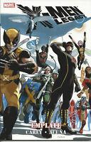 X-Men Legacy * Emplate  Marvel Hardcover  HC  Sealed