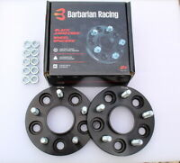 Ford Mondeo Mk3/Mk4 Hubcentric Wheel Spacers 5x108, 15mm thick, 2000->