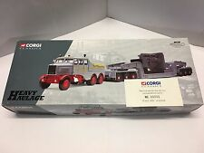 Corgi 17602 Sunter Bros Scammell constructor 24 wheel trailer 0002 of 7800