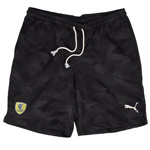 Puma RNL CUP Casuals Short Pants for Men Handball Sport black 656041 03 WOW SALE