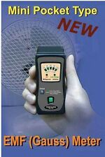 ELF ElectroMagnetic Field Radiation EMF Gauss Meter Tester Detect 10/100mG(A