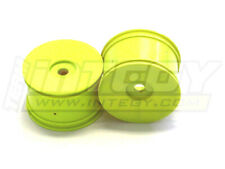 Integy C22678YELLOW Dish Wheel 0-Offset (2) for 17mm Monster Truck & 1/8 Truggy