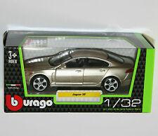 Burago - JAGUAR XF (Gold) Model Scale 1/32