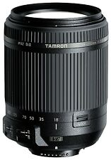 Tamron 18-200mm f3.5-6.3 VC DiII lens for Canon